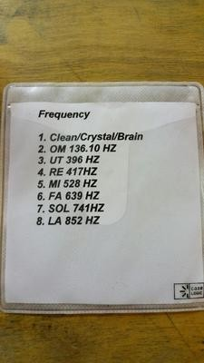 Frequency CD by: Joel Benjamin