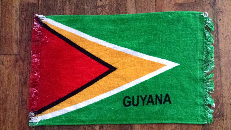 Guyana Hand Towel