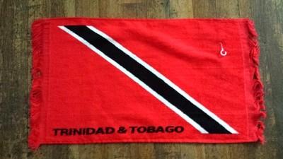 Trinidad & Tobago Hand Towel