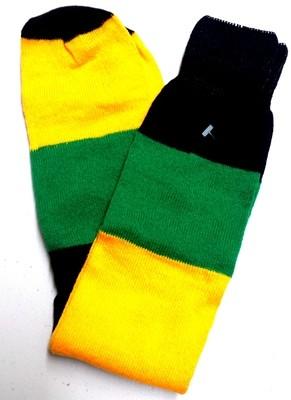 Jamaica Soccer Socks