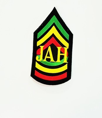 Small JAH Patch