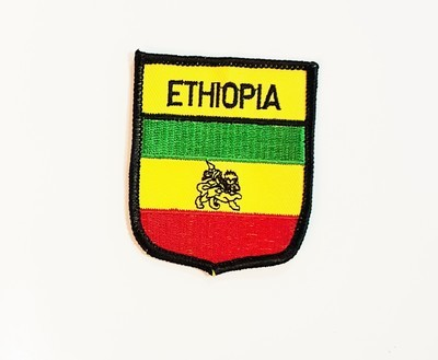 Small Ethiopia Patch