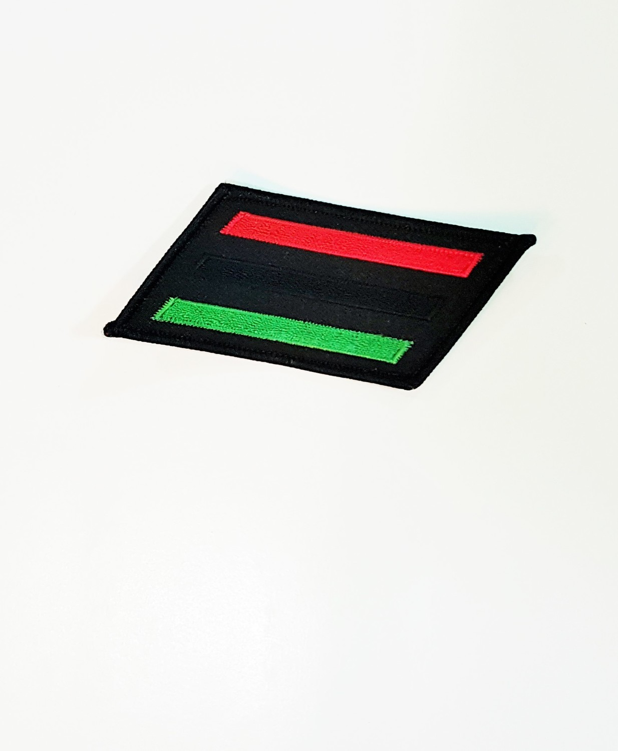 Small Red, Black, and Green (RBG) Patch