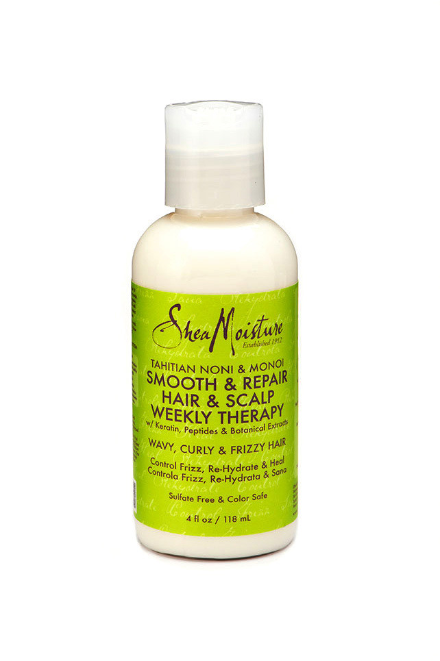 Tahitian Noni & Monoi Smooth & Repair Hair & Scalp Weekly Therapy  4oz