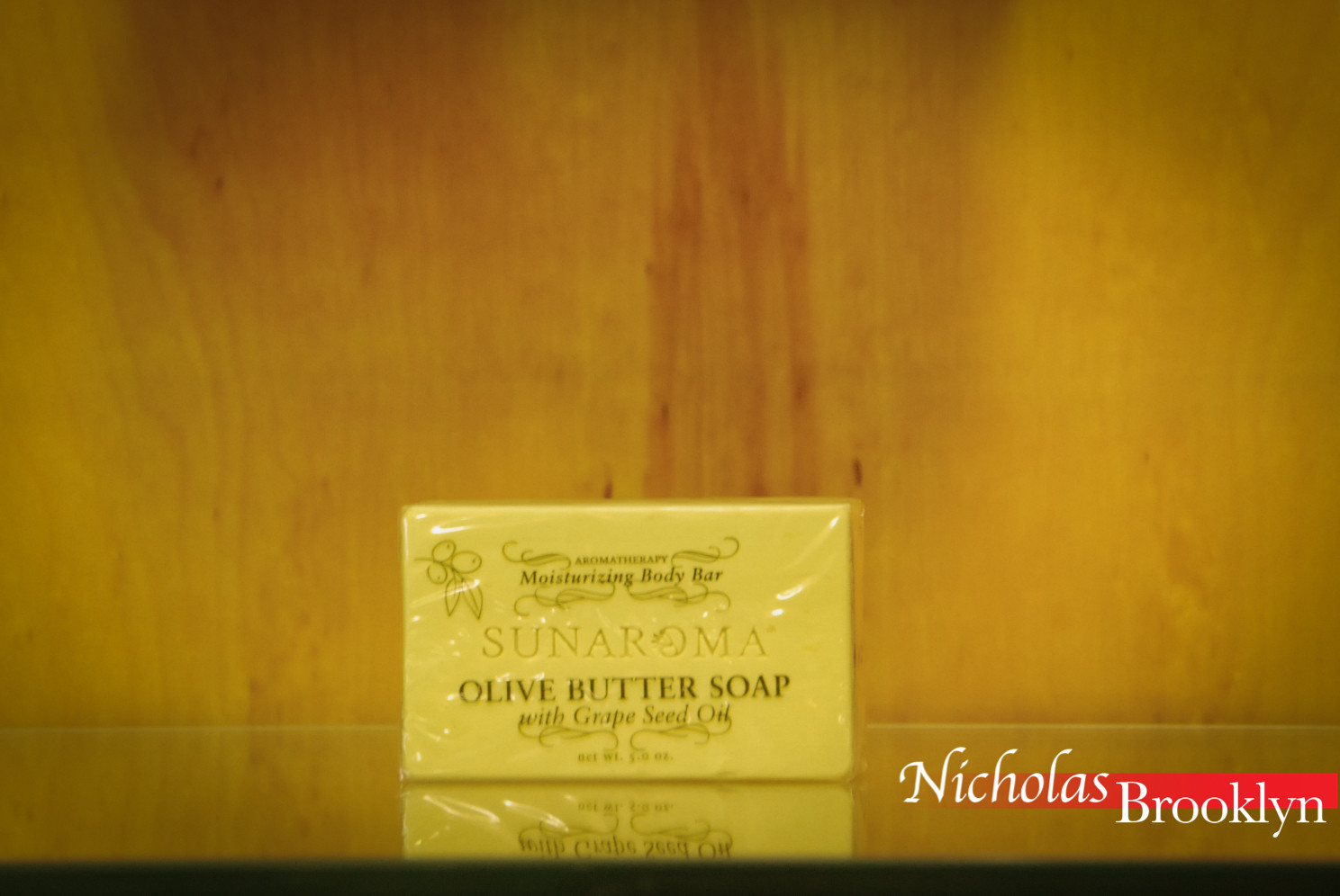 Olive butter with grape seed oil Soap