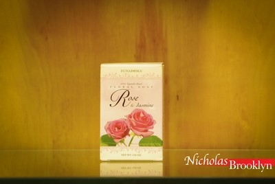 Rose and Jasmine Soap