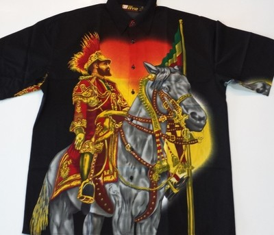 Selassie Dress Shirt