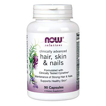 Now Solutions-Hair, Skin & Nails - 90 Capsules