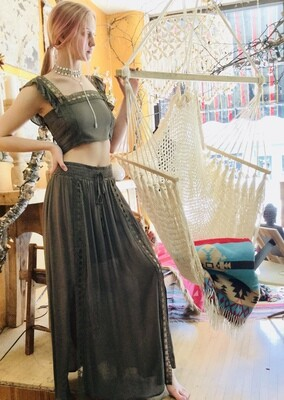 Hyfve Olv Long Skirt