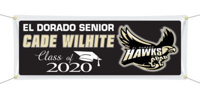 CLASS OF 2020 BANNER