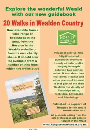 Wealden Walks Book