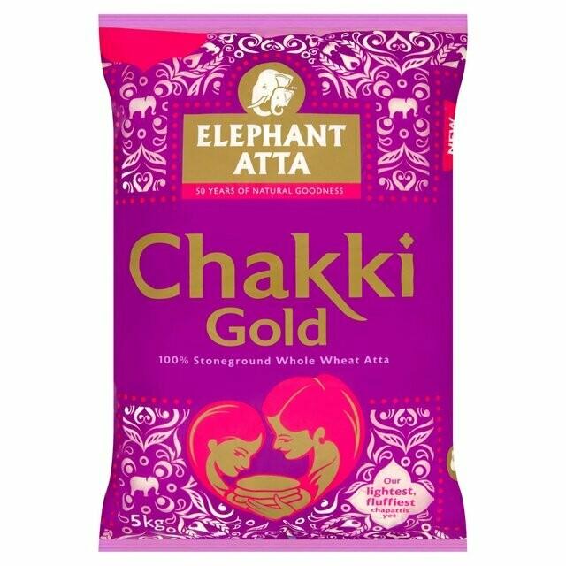 Elephant Chakkigold Atta