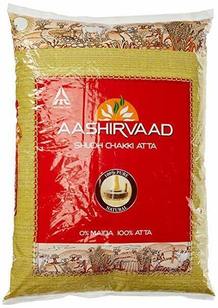 Aashirvaad Wholewhite Atta