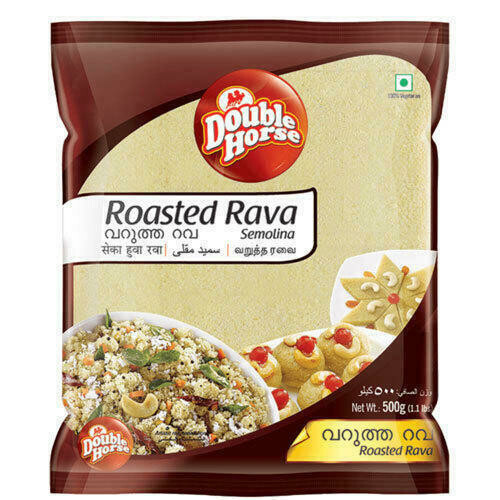 Double-Horse Roasted Rava