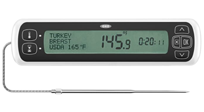 Oxo Precision Leave-in Digital Thermometer
