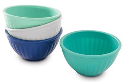 Nordic Ware 4-piece Mini Prep 'n Serve Bowl Set