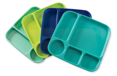 Nordic Ware 4-piece Party Trays