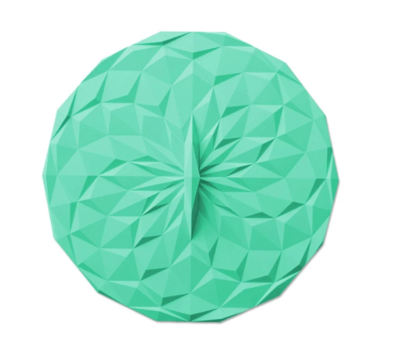 GIR Silicone Round Lid 10-inch - Mint