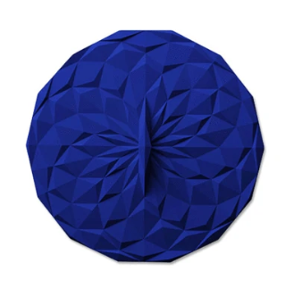 GIR Silicone Round Lid 6-inch - Navy