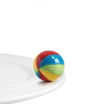 Nora Fleming Have A Ball Beach Ball Mini