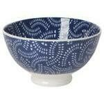 Now Designs 4 in Bowl - Indigo Geo