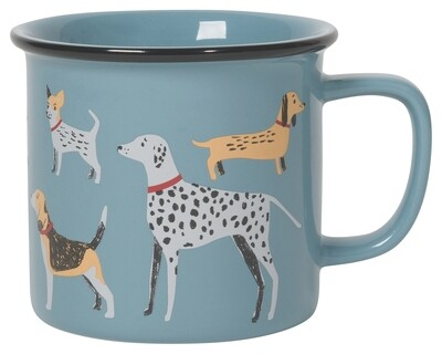 Now Designs Mug - Dog Days