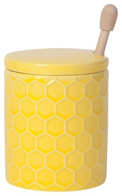 Now Designs Honey Pot - Honeycomb