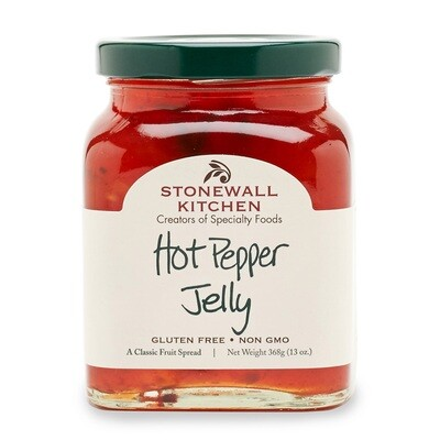 Stonewall Hot Pepper Jelly