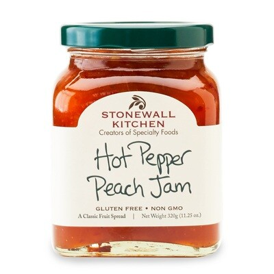 Stonewall Kitchen Hot Pepper Peach Jam
