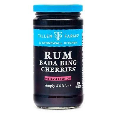 Stonewall Kitchen Rum Bada Bing Cherries (Tillen Farms)