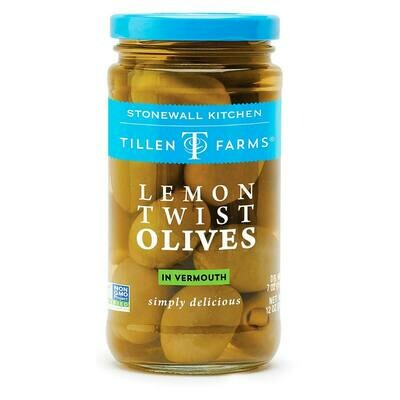 Stonewall Kitchen Lemon Twist Olives (Tillen Farms)