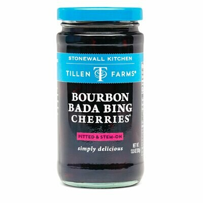 Stonewall Kitchen Bourbon Bada Bing Cherries (Tillen Farms)