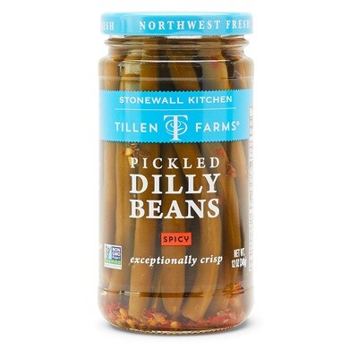 Stonewall Kitchen Spicy Dilly Beans (Tillen Farms)