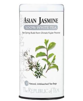 The Republic of Tea - Asian Jasmine White
