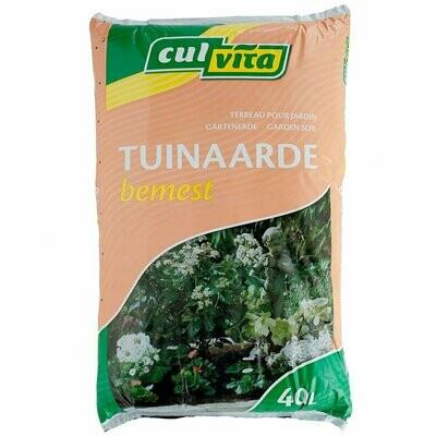 Tuinaarde bemest 30 ltr