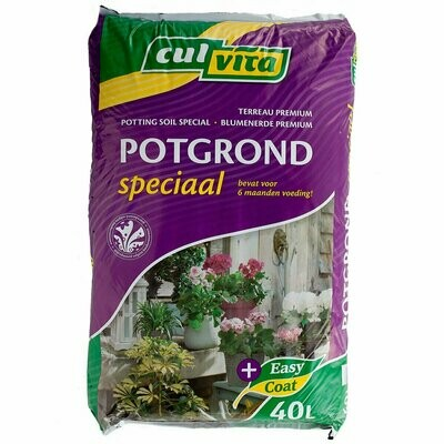 Potgrond speciaal 40 ltr