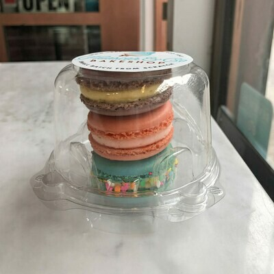 French Macaron 3-Pack