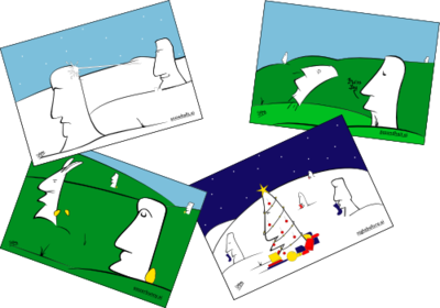 Easter Island Online GC1