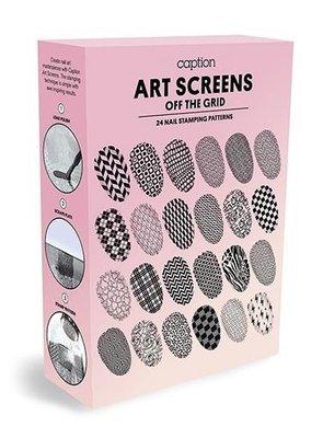 Art Screen - Off the Grid