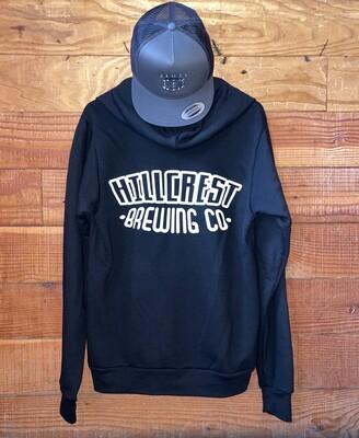 HBC Hoodie Sweatshirt - Black