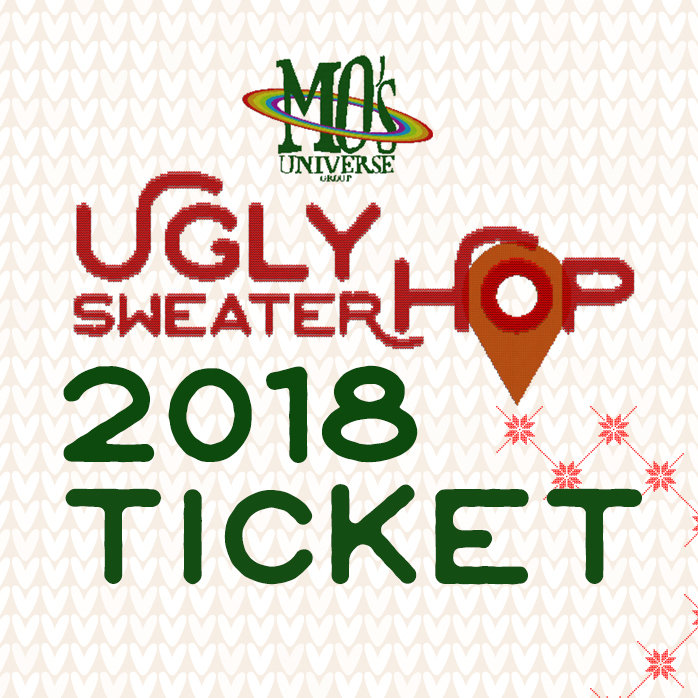 2018 Ugly Sweater Hop Ticket 02056