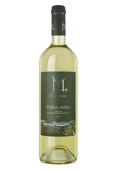 Terra Aspra Aglianico vinificato in bianco 6 bottiglie da 750 ml