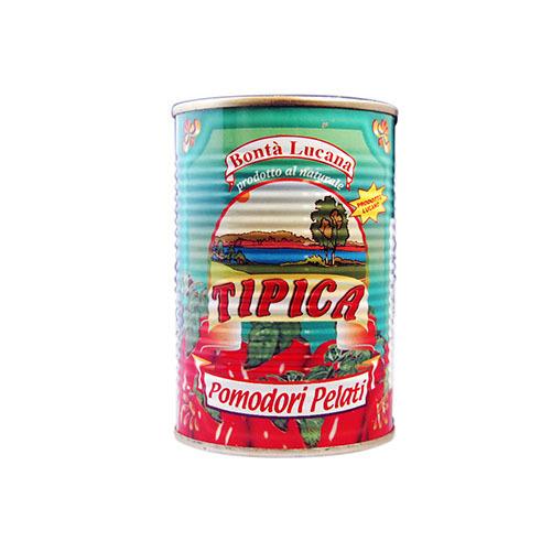 Pomodori pelati - 12 x 425 ml Pomodori Pelati cartone da 12 pezzi da 425 ml