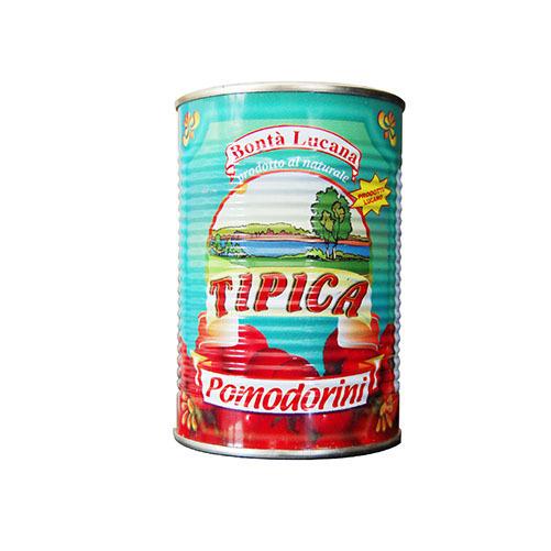 Pomodorini di Manduria - 12 x 425 ml Pomodorino di Manduria cartoni da 12 pezzi da 425 ml