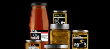 Vasetti di verdure sottolio (ortolana, pomodorini secchi, rape, zucchine) - 4 x 314 ml 4 vasetti di sottolio da 314 ml.