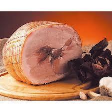 Prosciutto cotto al forno a legna senza conservanti - 1 kg Prosciutto cotto