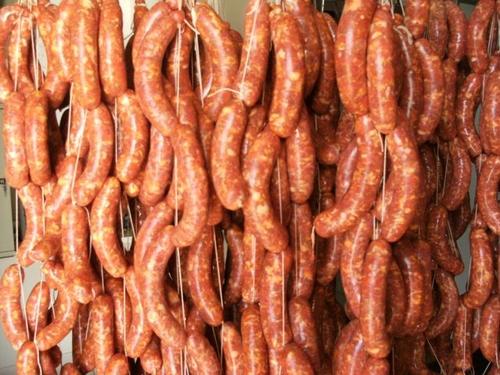 Salsiccia fresca dolce di suino - 1 kg