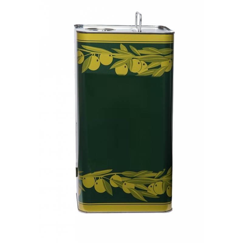 Olio extra vergine d'oliva biologico - Latta da 5 litri lattina da 5 litri