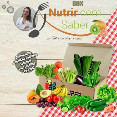 BOX NUTRIR COM SABER