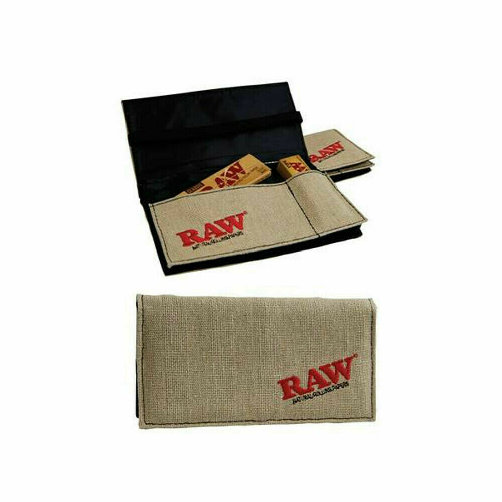 Raw Tobacco Wallet